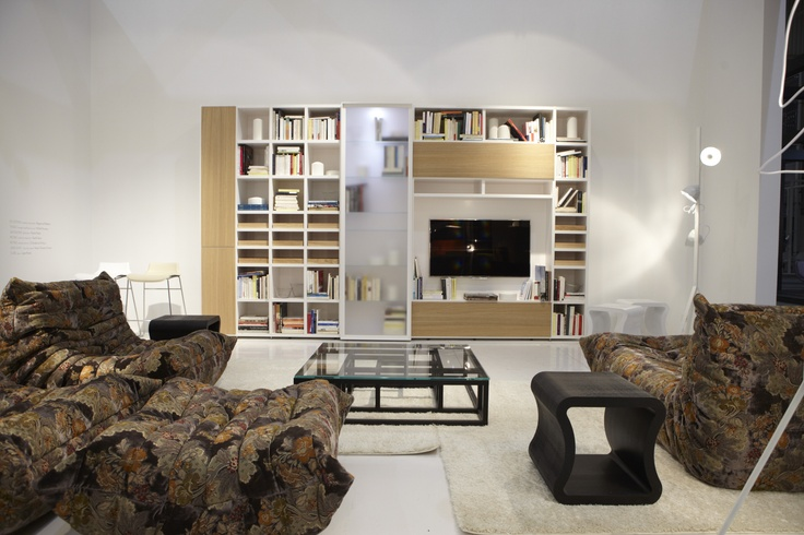 Ligne Roset introducing its new products @ IMM Cologne and Maison & Objet Paris, 2013