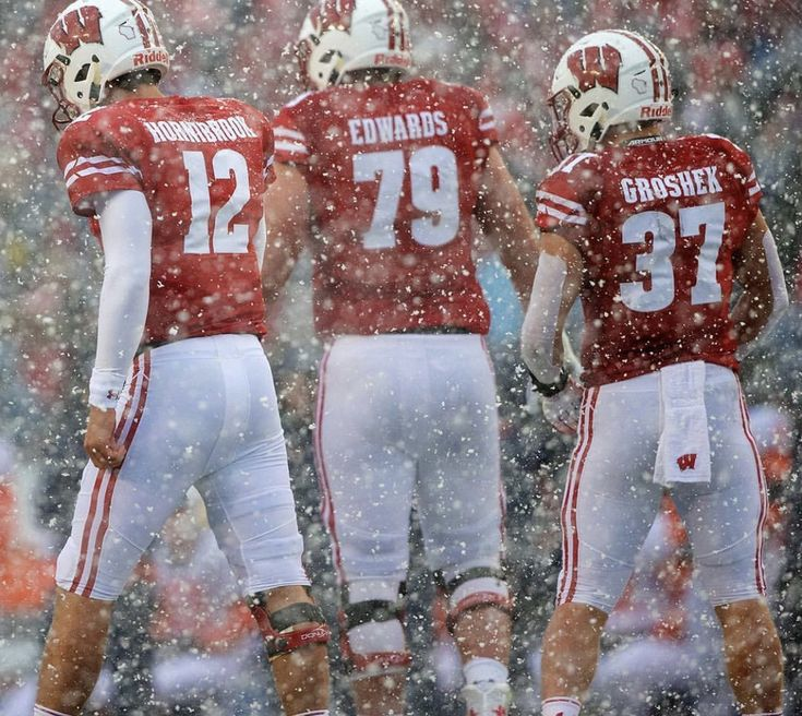 Wisconsin Takes Advantage Of 5 First Half Turnovers To Rout Illinois 49 20 Wisconsin Badgers Wisconsin Varsity Jacket
