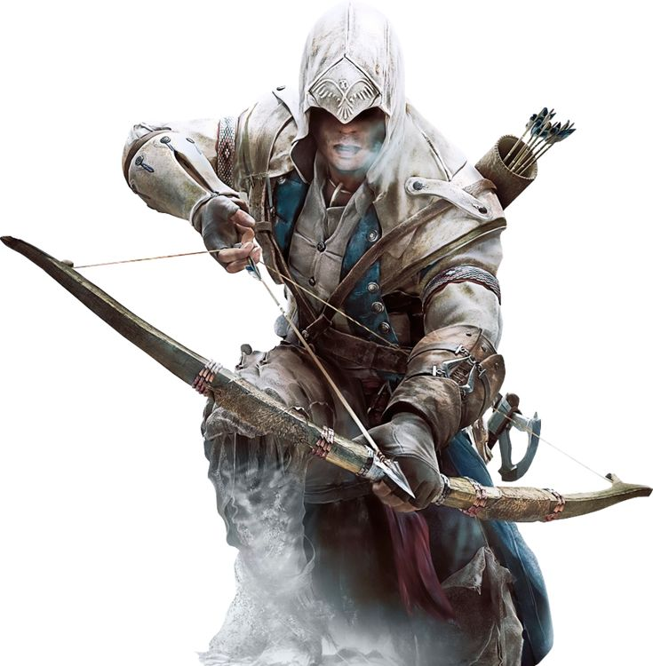 ratonhnhaketon assassins creed 3-#8