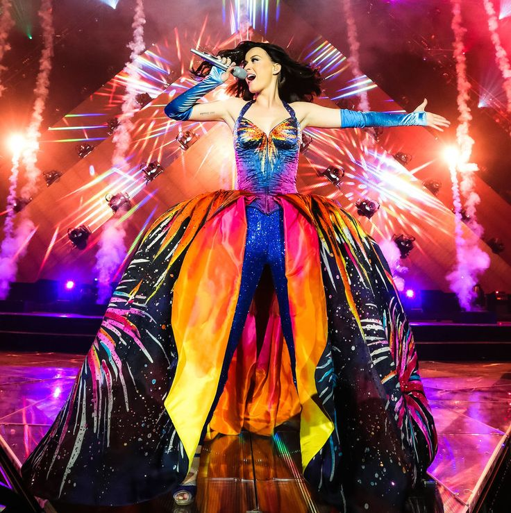 Katy Perry 2014 Prismatic World Tour