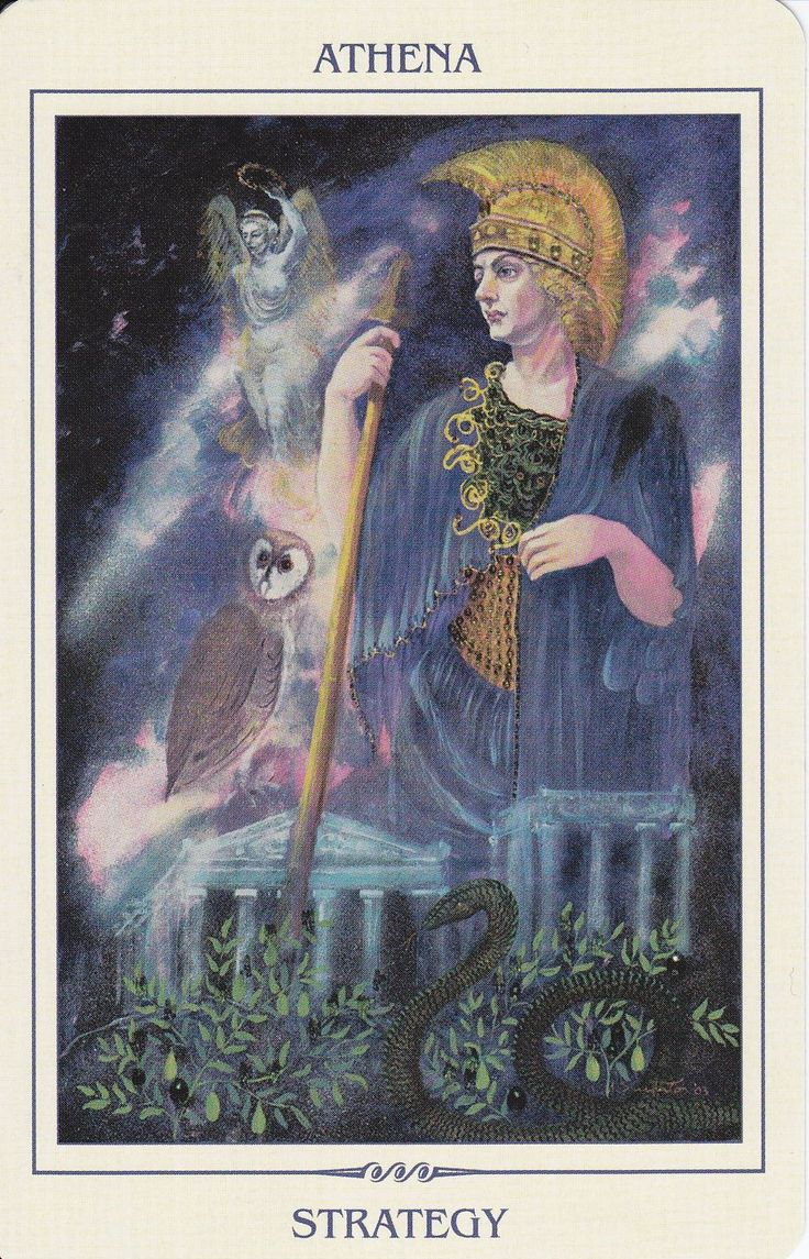 Ancient Feminine Wisdom Oracle