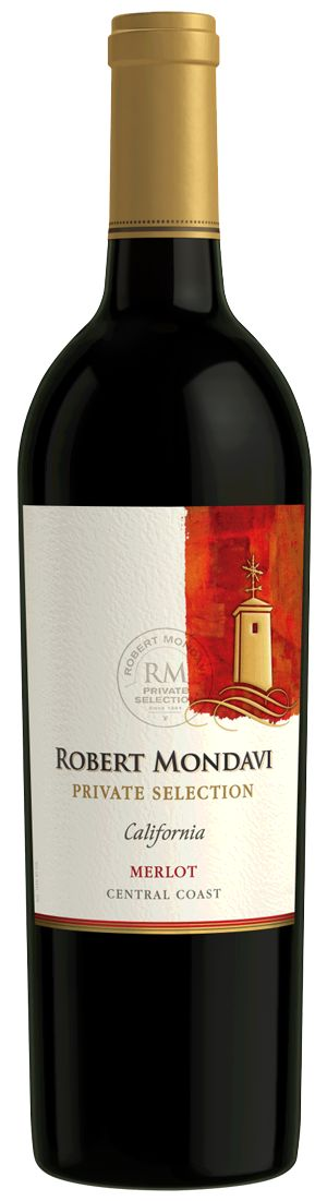 Robert Mondavi Private Selection – Central Coast Merlot Red Wine