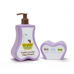 Organic Lavender Puppy Shampoo- Grooming & Beauty - Posh Puppy Boutique
