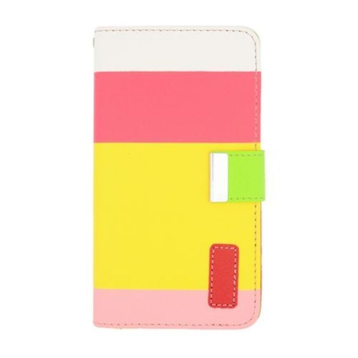 Insten Leatherette Case Cover with Wallet Flap Pouch For Samsung Galaxy Note 3