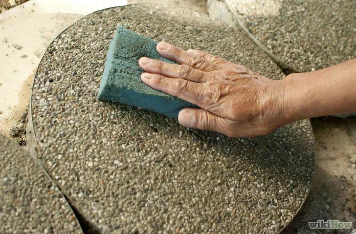 Imagem intitulada Make Stepping Stones Step 9