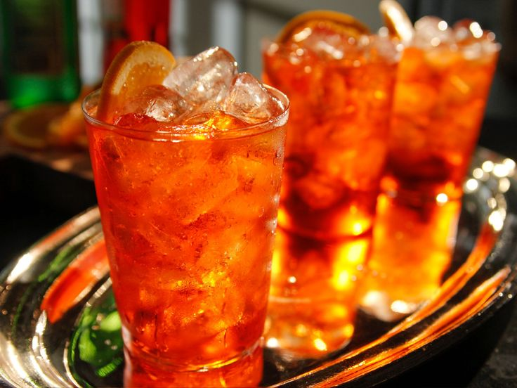 Cooking For Jeffrey Series of New Shows on Food Network Aperol Spritzer recipe from Ina Garten via Food Network