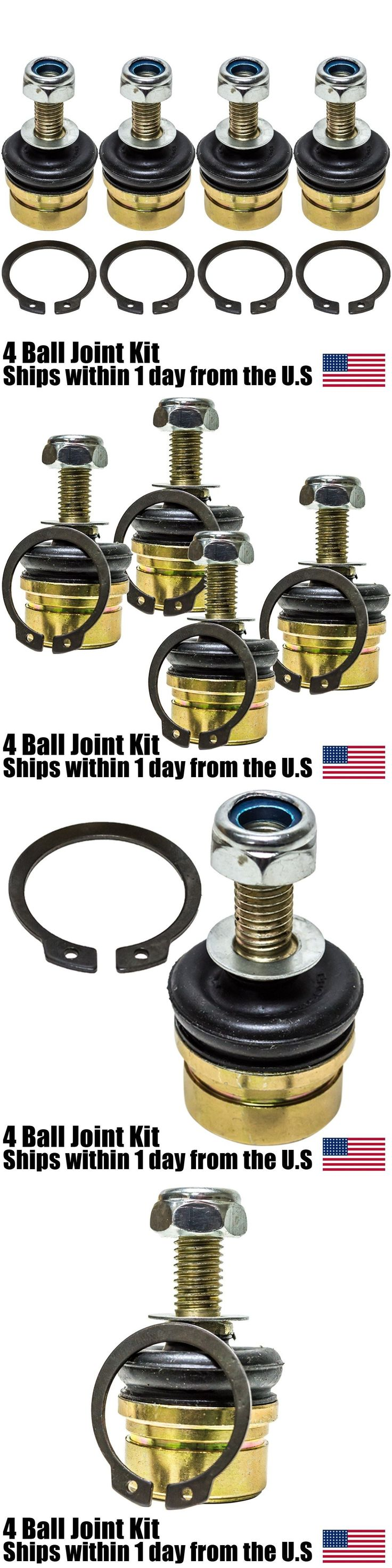Parts and Accessories 64657: Standard Ball Joint Set For Yerf-Dog Spiderbox Go Kart 150Cc 4 Joints -> BUY IT NOW ONLY: $66 on eBay!