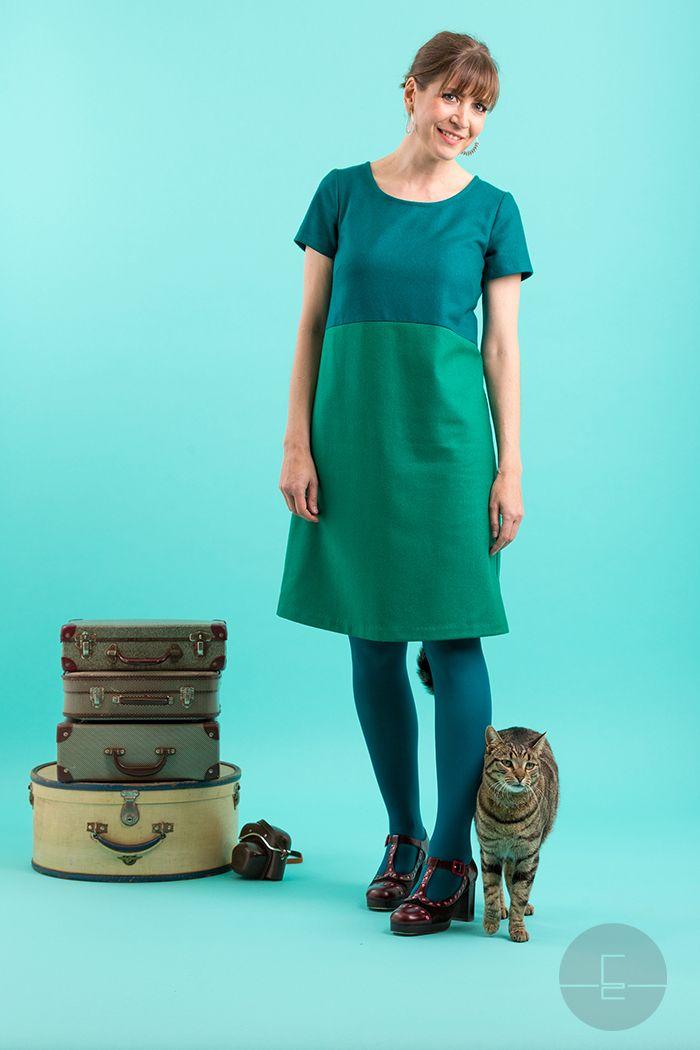 Surface Art - Heather Dress - Green/Teal, $70.00 (http://www.surfaceart.com.au/essaye/heather-dress-green-teal/)