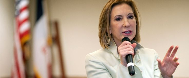 Carly Fiorina says her PhD in medieval history will help her defeat ISIS