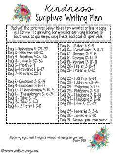 Kindness+Scripture+Writing+Plan+16English.jpg (1200×1600)