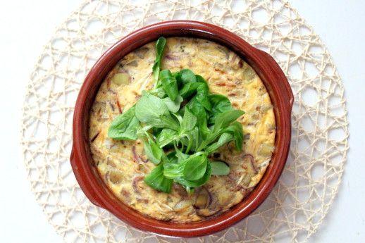 Recept: Tonijn Tortilla