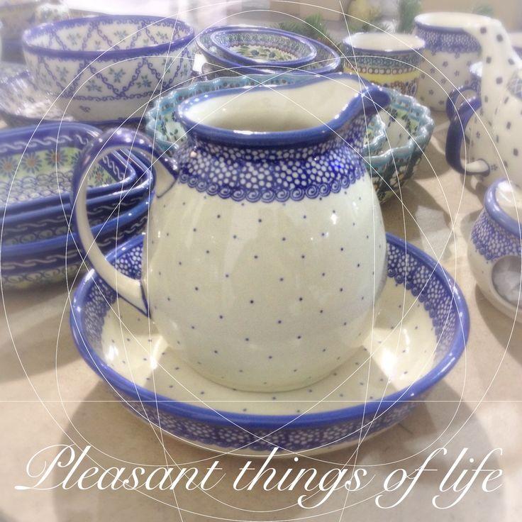 Нежность #посударучнойработы #керамикаручнойработы #посуда #ceramics #pottery #polishpottery  ceramic tableware | pottery | polish pottery | boleslawiec | посуда | керамическая посуда | польская керамика  | польская посуда | болеславская керамика | керамика