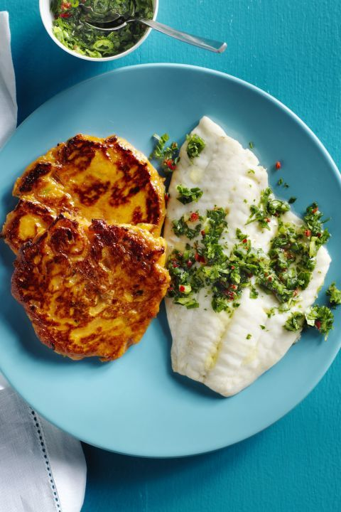 41 deliciously easy seafood dinner ideas sweet potato for Easy fish dinner