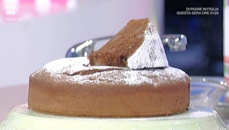 La prova del cuoco   Ricetta torta (ciambella) di pere e cioccolato di Anna Moroni