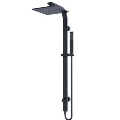 ysw2813-05c-black-rain-black-square-shower-set-single-hose