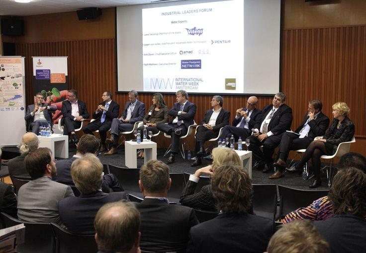 Industrial Leaders Forum 2013