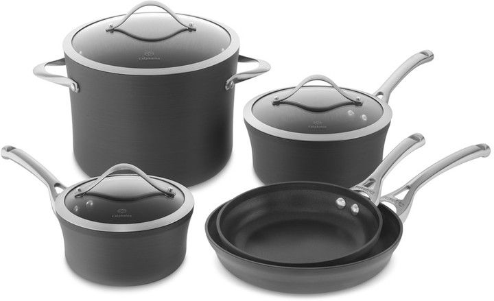 Calphalon Contemporary Nonstick 8-Piece Cookware Set - $299.95
