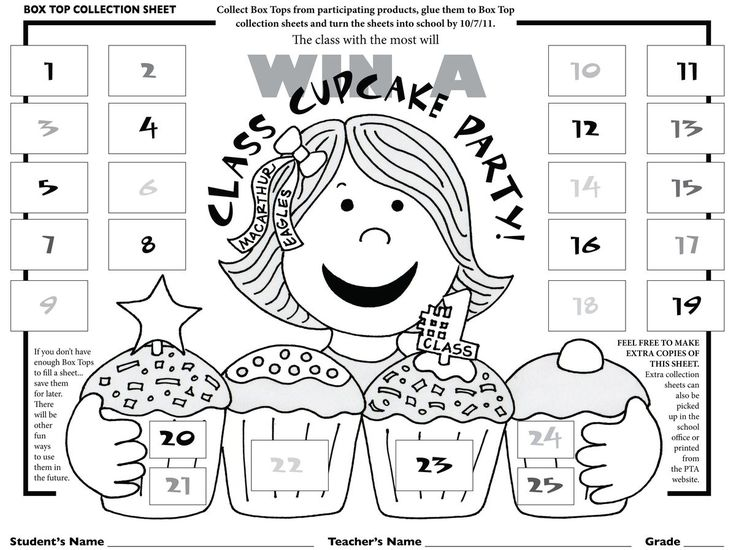 48 best Box Tops for Education Ideas images on Pinterest