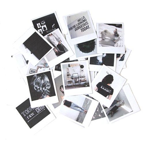 Zelf magneet polaroids maken bij Atelier Kamer26!