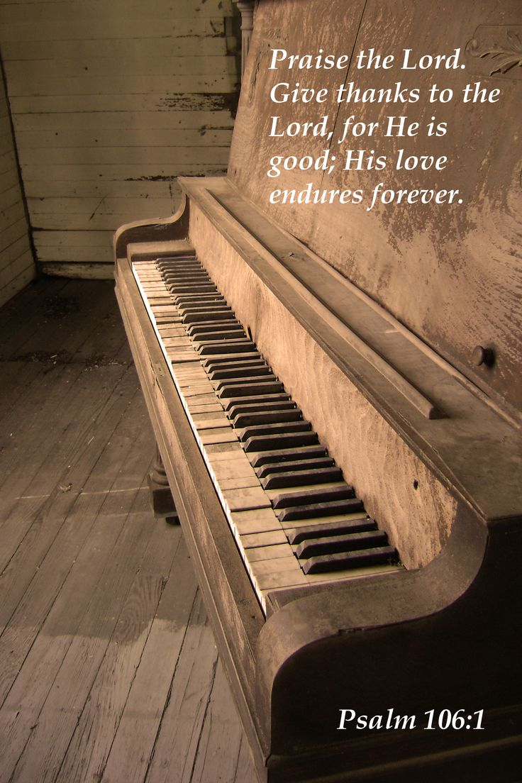 Psalm 106:1
