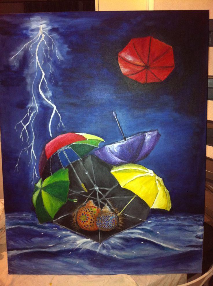 Paraplu's