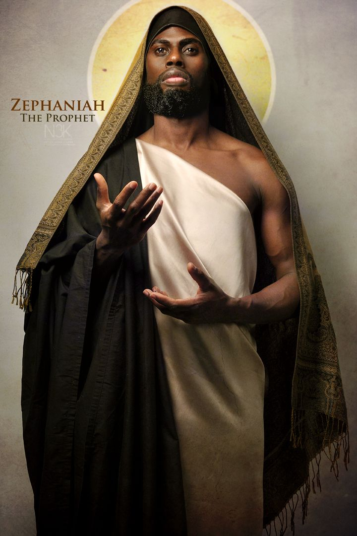 zephaniah the prophet Zephaniah 3 commentary,  injustice and oppression are widespread, and people who are guilty of such evils take no notice of the prophet's rebukes (3:1-2.