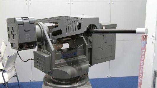 South Korea's autonomous robot gun turrets: deadly from kilometers away