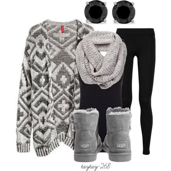 """""""black and grey"""" by taytay-268 on Polyvore"""