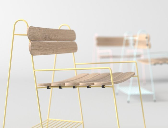 Nebt La Chaise De Jardin Par Burak Kocak Fitted Furniture Sofa Design Chair Upholstery