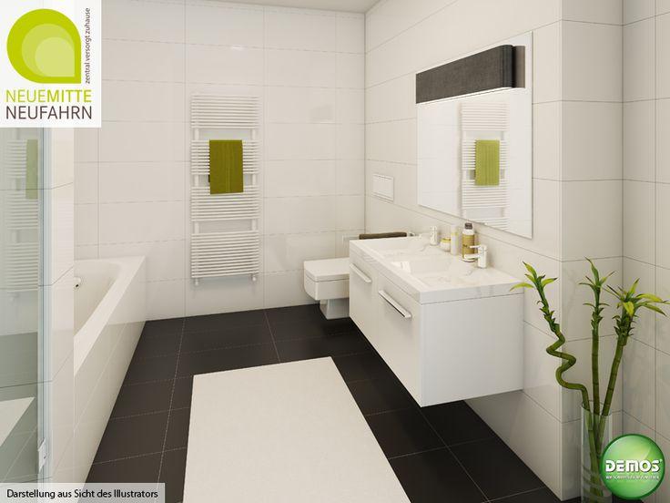 15 must-see badezimmer neubau pins | toilette design, badezimmer, Badezimmer