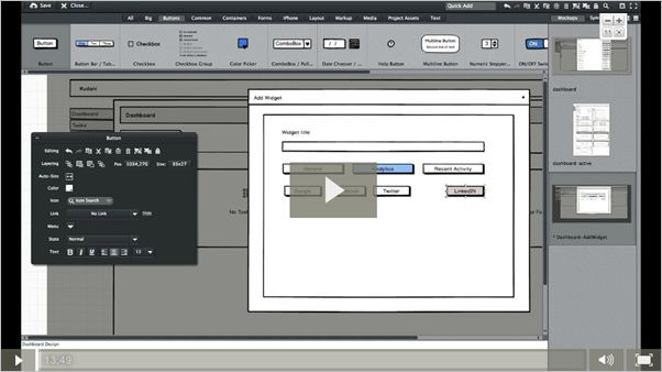 How To Wireframe With Balsamiq http://www.disruptware.com/business/wireframe-balsamiq/
