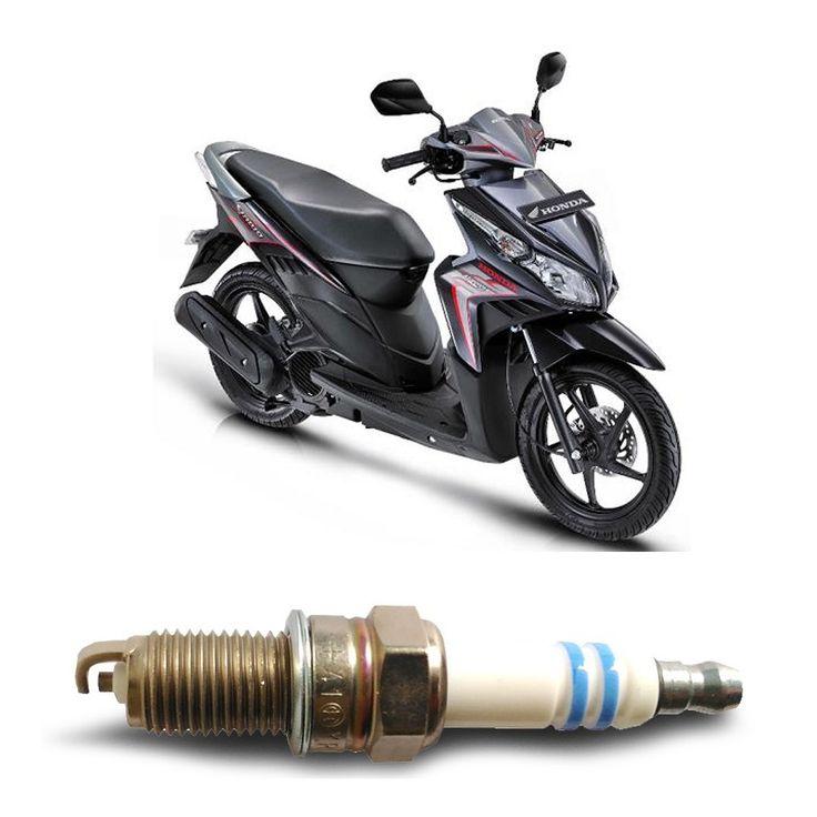Bosch Busi Sepeda Motor Honda Vario 110 UHR3CC - u/ Motor Matic Merk yang Bagus dg Harga Murah  Kuat & Tahan Lama, Standard Pabrikan (OE like), Tidak Cepat Kering, Busi Berkualitas ORIGINAL dari BOSCH  http://klikonderdil.com/busi-motor/301-bosch-busi-sepeda-motor-honda-vario-110-uhr3cc-u-motor-matic-merk-yang-bagus-dg-harga-murah.html  #bosch #busi #busimotor #busiterbaik #hondavario