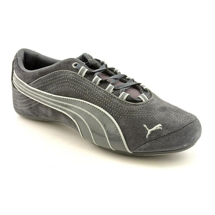 Puma Women S Soleil S Gray Regular Suede Athletic Shoe