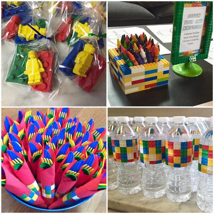 85 Best Grayson's Lego Movie Themed Birthday Party Images