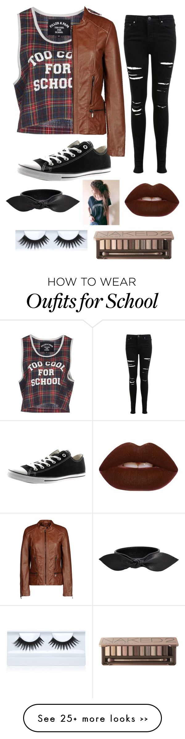 """too cool for school"" by megatron800 on Polyvore"