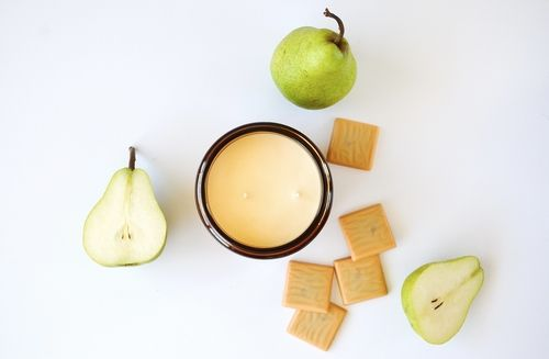 Caramelised Pear Candle