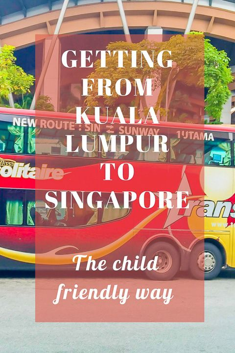 Singapore and Kuala Lumpur are both outstanding tourist destinations. We look at the different options for travelling between the two and give you our best choice. via @NiceRightNow