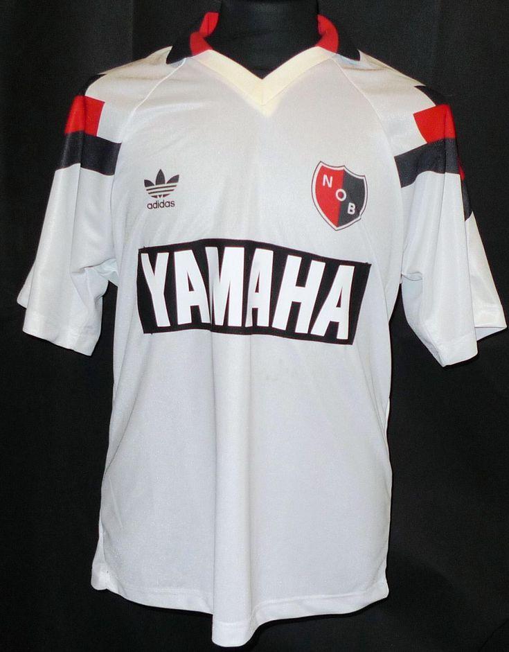 Newell's Old Boys Away football shirt 1993 - 1994