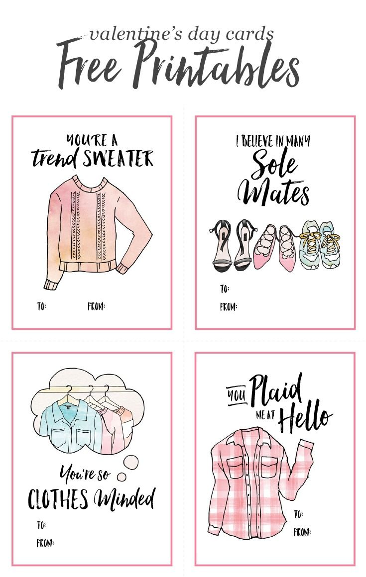 Print these out, fill out the to and from, and give them to gals you ❤️! Valentine's Day has never been so easy, or so punny... ahem, we mean funny. PLUS: we have a special treat in store for all you punsters out there. Click the pin for a chance to WIN!