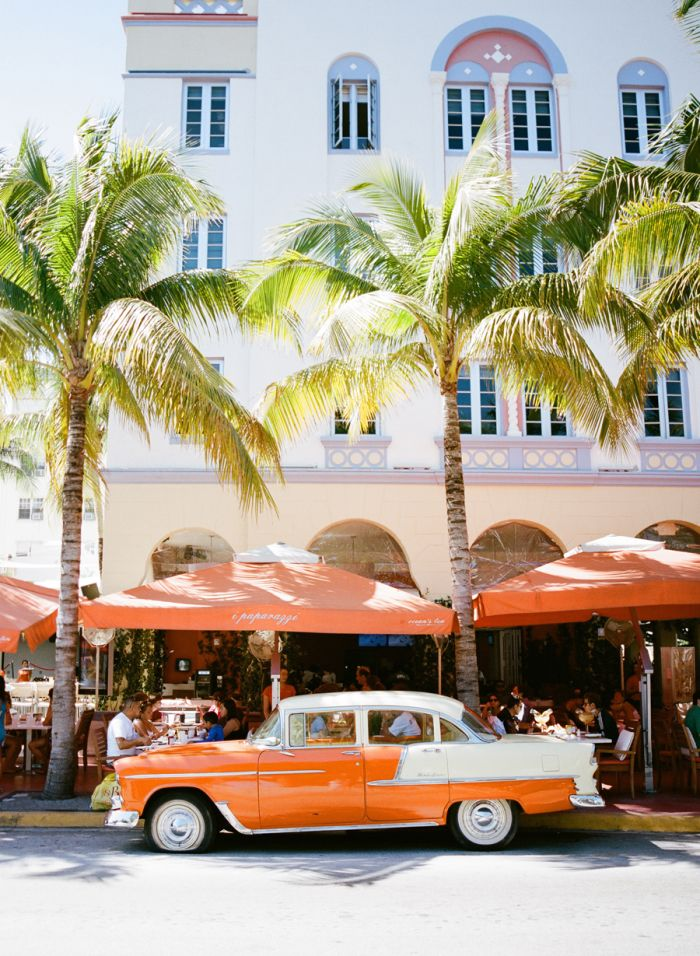 Ocean Drive South Beach | photography by http://www.hannahcolclazier.com/