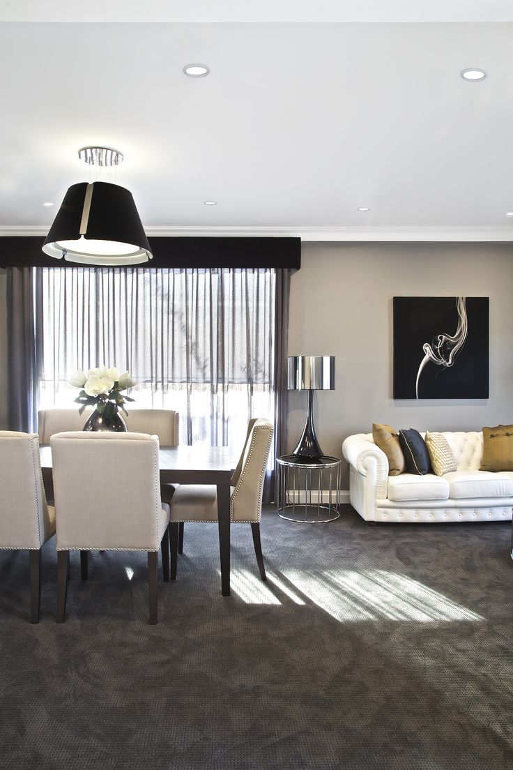 Clarendon Homes\' Parkhill 36 - Living room | Colours | Pinterest ...