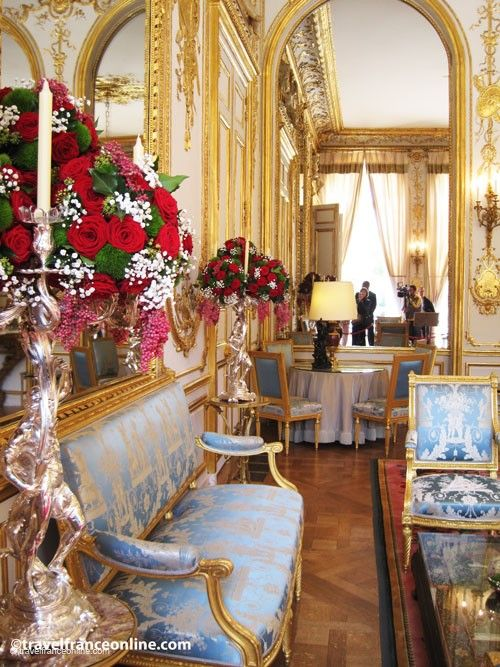 Elysee palace deco paris for Garde meuble luxembourg