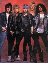Image detail for -YES IM IN LOVE WITH 80'S ROCK FASHION.