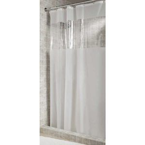 Shower Curtain For Stand Up Shower Stall