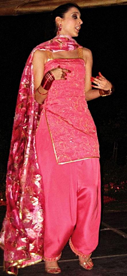 Silky Shalwar kameez