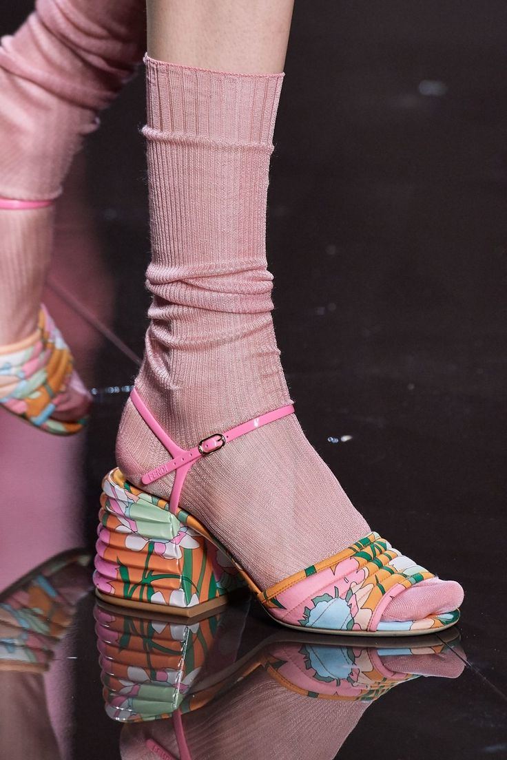 Photo of Fendi Spring 2020 Ready-to-Wear Fashion Show – Shoes