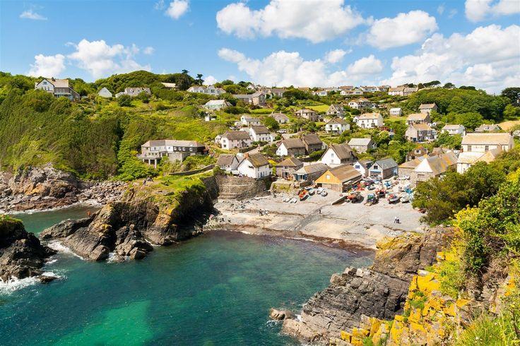 Cadgwith Cove, Lizard Peninsula, Cornwall