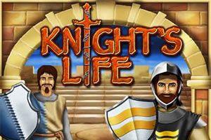 Knights Life - Jeder kann sich irgendwie für die mittelalterlichen Ritter begeistern, die in edler Manier für Gerechtigkeit sorgten. Entdecke den #KnightsLife 5 Pferde Gewinn beim online spielen gratis auf http://www.spielautomaten-online.info/knights-life/