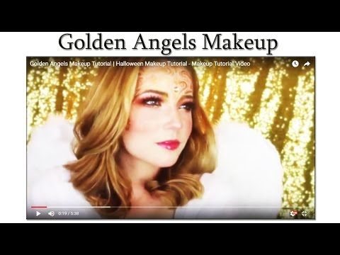 Golden Angels Makeup Tutorial | Makeup Tutorial Channel... See More Here : http://goo.gl/jDA1dc  Hope Your Enjoy! ..... Like, Share, Comment & Subscribe Us!  More Makeup Tutorial Channel videos ... Click Here: https://www.youtube.com/channel/UC3SbRN6zFEgCdnKHZj28B4w  #halloweenmakeup #halloweenmakeuptutorial #makeup #makeuptutorial #easymakeup #makeupvideos