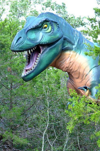 The Dinosaur Park Bastrop Texas (10) | Flickr - Photo Sharing!